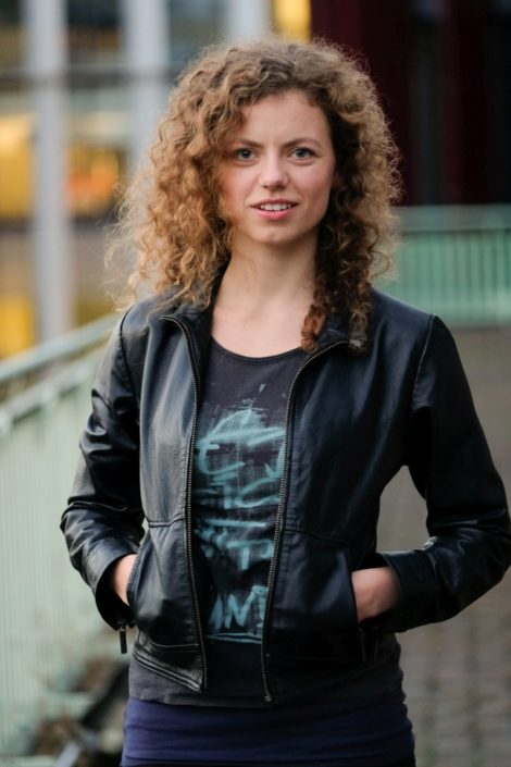 Janina Blohm-Sievers
